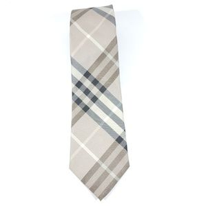 Mens Burberry London Tie Nice!! E1 classic